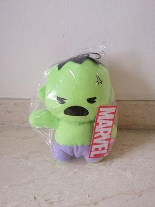 🚚 Hulk Plush