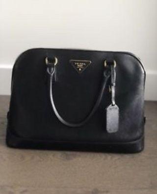 Prada Safiano medium bag