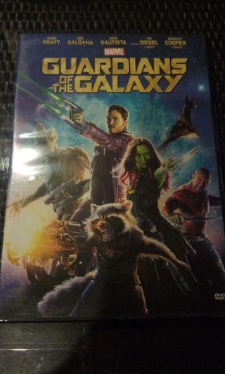 🚚 Guardians of the Galaxy DVD