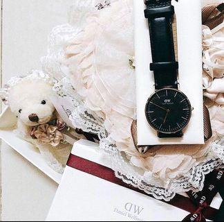 DW watch / with box
