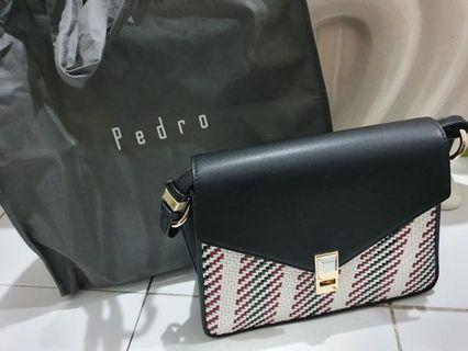 Tas Pedro Original Black Sz Medium