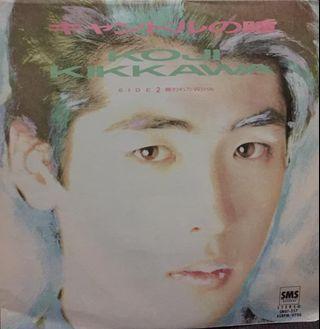 吉川晃司-candles eyes
