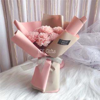 Mother's Day Special Bouquet Pink Carnation