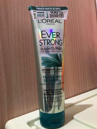 Loreal ever strong