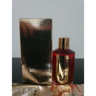 120ml Mancera - Velvet Vanilla