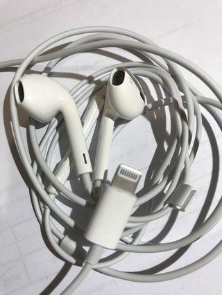 Apple原裝耳機 iPhoneXs(支援i7,8,plus,x,Xs max)耳機