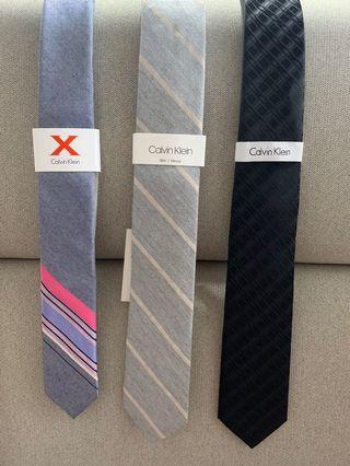 Calvin Klein Ties(Authentic)