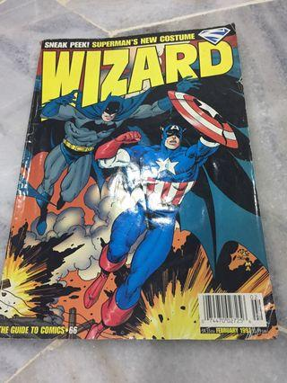 Wizard issue 66 year 1997