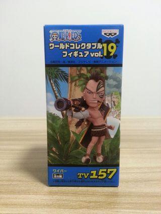 日版全新 海賊王 WCF TV157 空島戰鬼韋柏 One Piece WCF Vol.19