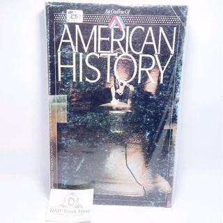 #BAPAU An Outline Of American History Original English Book Version