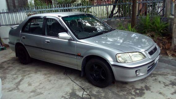 Honda City 1.5 Vti (Auto)