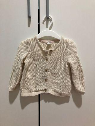 H&M baby cardigan