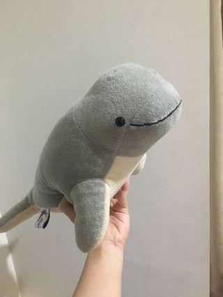 Beluga Whale Doll