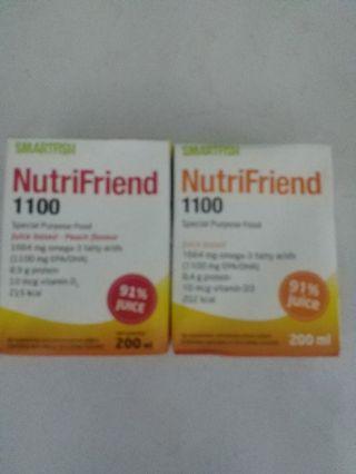 🚚 Smartfish Nutrifriend 1100 Special Purpose Juice