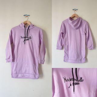 Purple long jumper
