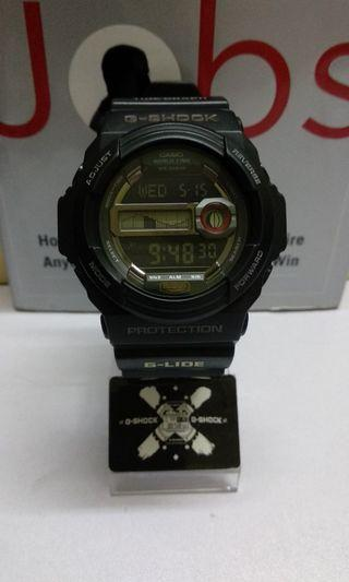 G-Shock GLX-150 Tide Graph Moon Phase