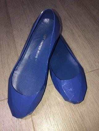 United Nude Blue Pumps