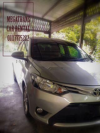 Toyota Vios 1.5 MEGATRANS