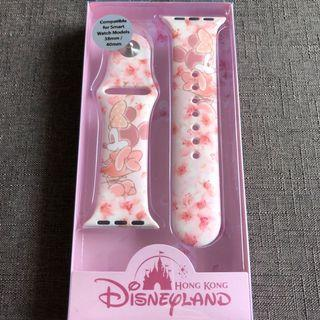 Original Disney Minnie 40mm Sakura Pink Sport Band