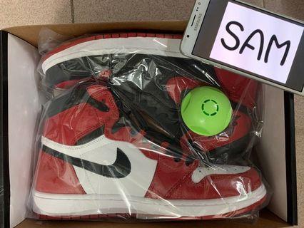 Nike Air Jordan AJ1 Retro High Homage to Home US9.5