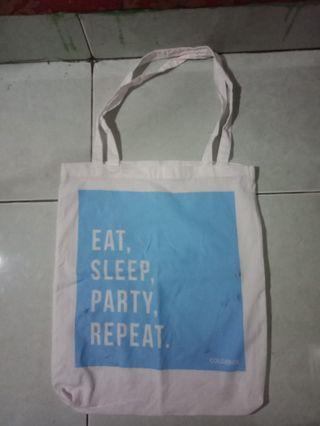 #bapau totebag colorbox