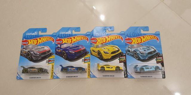 HOTWHEELS PROJECT CARS 2 LEGENDS OF SPEED / HW RACE DAY  '16 MERCEDES-AMG GT3