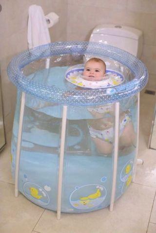 Swimava 嬰幼兒游泳spa