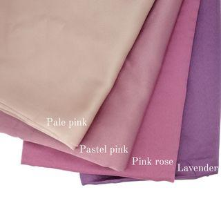 SATIN MATTE EYELASH SHAWL
