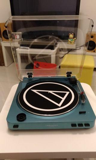 Audio Technica AT-LP60 USB Turntable Record Player