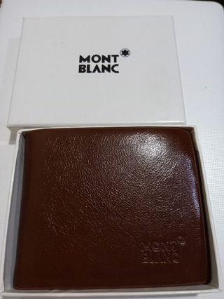 Mont Blanc men's wallet