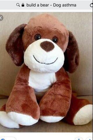 🚚 Asthma / Allergy Friendly Puppy - Build A Bear