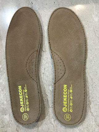 🚚 Suede Insole