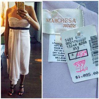 Marchesa Notte Gown Reg. $1,095.00