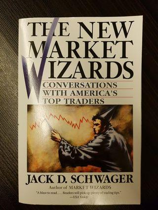 008. The New Market Wizards : Conversations with America's Top Traders, By Jack D. Schwager