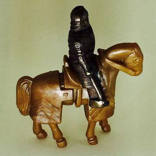 出奇蛋絕版玩具:騎兵C