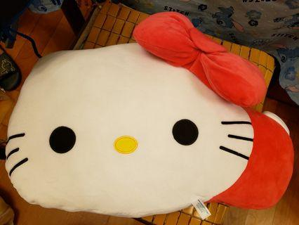 Hello Kitty Cushion 貓貓 枕 公仔