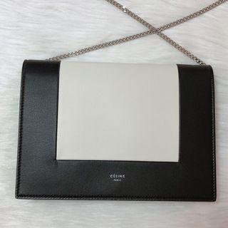 Celine Clutch With Chain