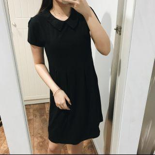 Black Dress simple