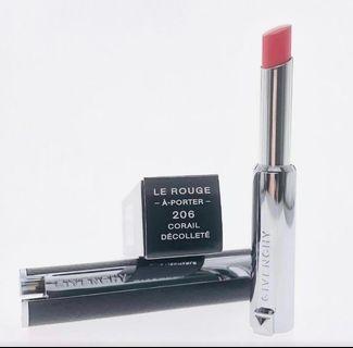 Givenchy Lipstick Le Rouge a Porter 高定香榭絲緞唇膏