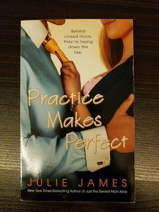 008. Practice Makes Perfect, By Julie James