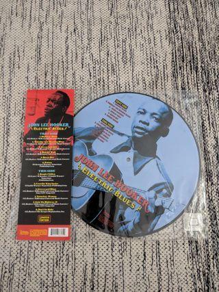John Lee Hooker - Electric Blues (2012) vinyl LP