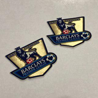 Manchester United EPL Patch