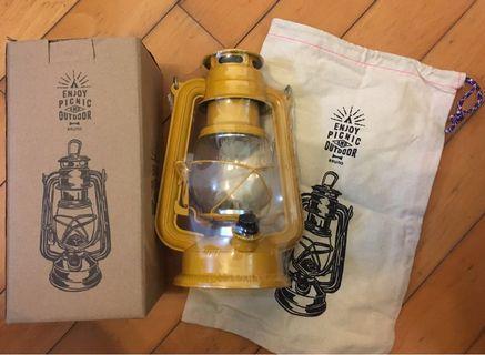 Bruno LED Lantern (便攜露營燈)