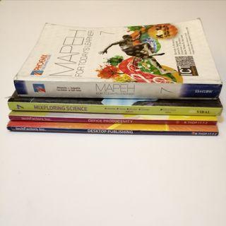 PRE💙D Grade 7 Books - Second Hand