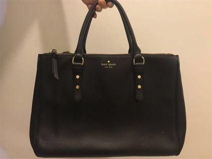 BRAND NEW! Kate spade - leighann mulberry street black