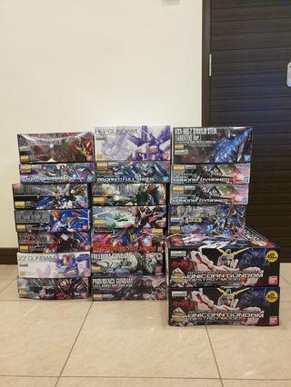 <15th May> MG Gundam Restocked