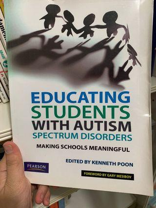 🚚 Educating students with autism spectrum disorder.