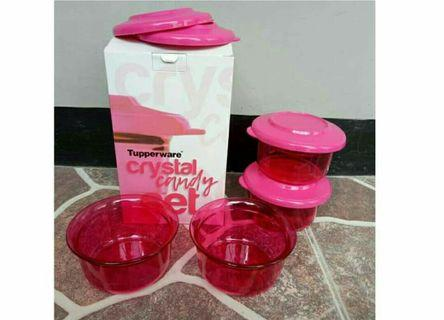 Tupperware Crystal Ori