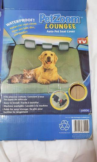 🚚 Flat Car seat for big Dogs