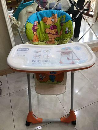 High Chair 2in1